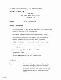 Sample Waitress Resumes Resume Samples Restaurant Server Valid Waitress Resume Skills Luxury