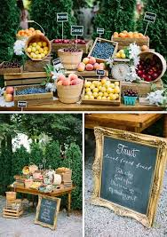 farmers market dining table. farmer\u0027s market wedding details farmers dining table