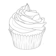 They remind me of how much i like eating cupcakes and muffins. Nice Happy Birthday Cupcake Coloring Pages 3929 Happy Birthday Cupcake Coloring Pages Coloringtone Book