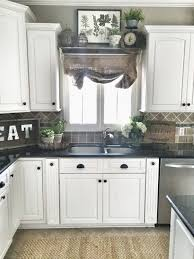 kitchen color schemes with white cabinets new 23 best kitchen cabinets painting color ideas and designs