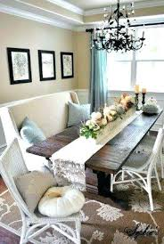 dining room table with upholstered bench. Upholstered Bench With Back Dining Room Spacious Charming For Of . Table