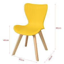 Sobuy Fst62 Gex2 2er Set Esszimmerstuhl Küchenstuhl Wohnzimmerstuhl Mit Rücklehne Stuhlgruppe Holz