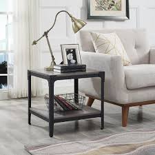 walker edison furniture company rustic