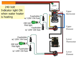 electric water heater wiring diagram annavernon water heater thermostat wiring diagram nilza net