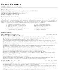 Government Resume Examples Federal Government Resume Example Resume