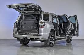 Armored Toyota 4Runner For Sale - INKAS Armored Vehicles ...