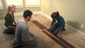 How To Install Pergo Flooring: Chapter 5   In..