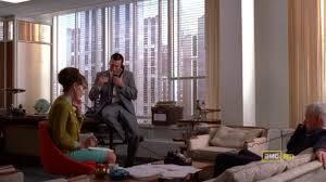 roger sterling office. The Rejected Allison Don Roger Sterling Office