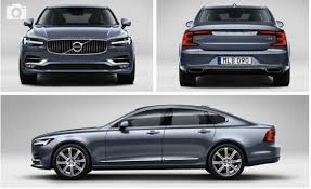 2018 volvo sedan. interesting sedan 2018 volvo s90 review a new swedish flagship sedan cars and volvo sedan s
