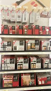 e l f holiday 2016 sets at target top of display