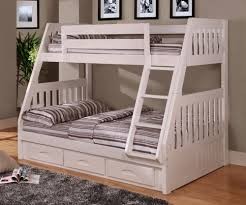 bunk beds for kids twin over full. Contemporary Full Cambridge Twin Over Full Bunk Bed  Discovery World Furniture DWF0218CL  See 5 More Pictures Inside Beds For Kids Over Warehouse