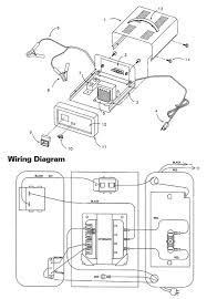 71221 sears 10 2 amp manual battery charger schumacher battery charger parts se-4022 at Schumacher Battery Charger Parts Diagram