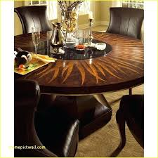 table with lazy susan built in feather round dining table with lazy traditional tables table with