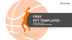 Basketball Powerpoint Template Download Powerpoint Player Free