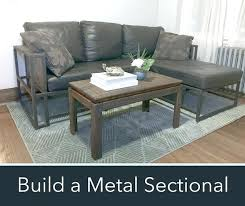 Image Frame Picture Of How To Make Modern Metal Wood Sectional Sofa Build Couch Diy Outdoor Hypesouthtynesideinfo Picture Of How To Make Modern Metal Wood Sectional Sofa Build