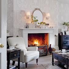 Laura Ashley Bedrooms Idea Josette White Dove Grey Damask Wallpaper At Laura Ashley