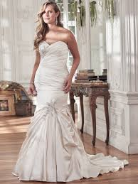 Maggie Sottero Sydney Fit And Flare Bridal Dress Dimitradesigns Com