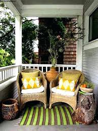 front porch seating. Small Deck Decorating Ideas Best Front Porch Furniture On Apartment Seating