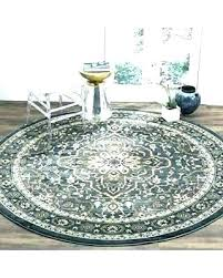 black and white round area rug blue rugs 9x12 5x8 gray