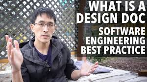 Design Doc Software What Is A Design Doc Software Engineering Best Practice 1