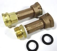 garden hose adapter. Image Is Loading 5-8-034-Water-Meter-Garden-Hose-Adapter- Garden Hose Adapter