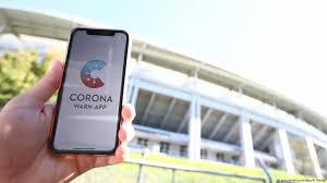 germany s coronavirus app gets a boost