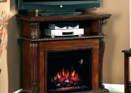 ventless gas fireplaces corner ventless gas fireplace home depot