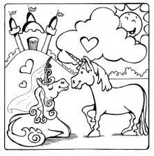 Kleurplaat Eenhoorn Om In Te Kleuren Unicornwebshopnl