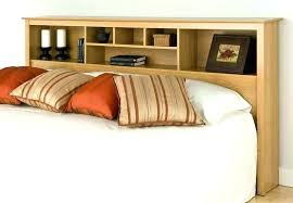 headboards with shelves and lights