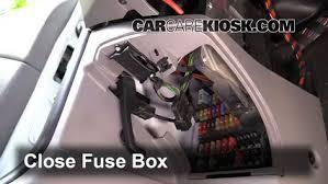 interior fuse box location 2007 2016 mercedes benz sprinter 2500 2004 dodge sprinter fuse diagram at 2005 Dodge Sprinter Fuse Box