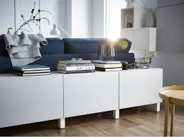 ikea besta office. Small, Modular Storage Combinations Can Fit Almost Everywhere, Like Behind  A Sofa. This Ikea Besta Office O
