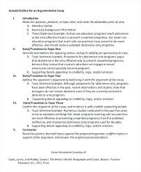 writing a good argumentative essay example of good argumentative essay argumentative essay example