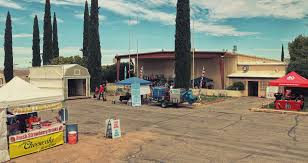 the mohave county fairgrounds is busy this weekend with the 2019 home and garden expo