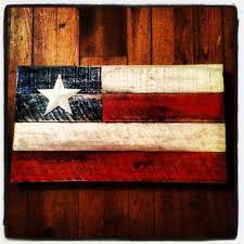 rustic pallet wood american flag wall art on 6000 570x570