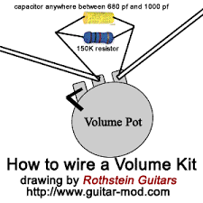 rothstein guitars • serious tone for the serious player you even use a trim pot if you want to dial in the exact amount you feel is right it is always best to let your ears decide