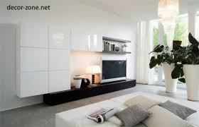 Small Picture Stylish TV wall units for living room in modern style