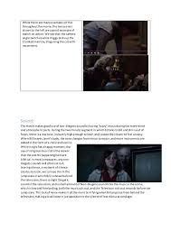essay on horror movies 7
