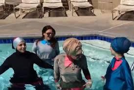 """Résultat de recherche d'images pour """"israel maillot de bain tsniout burkini"""""""