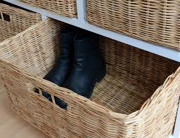extra large wicker baskets. Interesting Large Amazoncom Tetbury Wide Storage Chest Of Drawers With Wicker Baskets Very  Solid Basket Storage Unit Generously Sized FULLY ASSEMBLED By Tetbury Beauty To Extra Large Baskets R