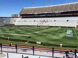 Jordan Hare Stadium Section 33 Home Of Auburn Tigers