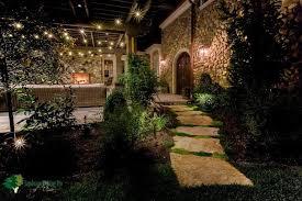 outdoor lighting photos inspiration