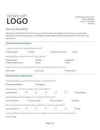 Sample Questionnaire Demographic Questions Consumer Survey Template