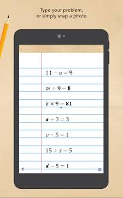 mathway math problem solver android apps on google play mathway math problem solver screenshot