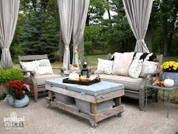 Lovable Patio Furniture Ideas Upcycled Unique Patio Furniture Ideas  Recycled Things