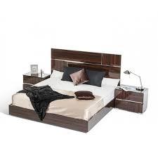 Orren Ellis Falbo Italian California King Platform Bed | Wayfair