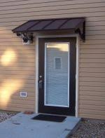 front door awnings25 best Front door awning ideas on Pinterest  Metal awning