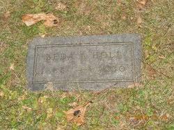 Beda Augusta Lindgren Holt (1865-1930) - Find A Grave Memorial