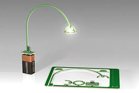 mini designer diy battery lights dek