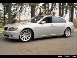2006 BMW 750Li Navi Sport & Cold Pack Heated&Cooled Seats for sale ...