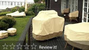 Protective Outdoor Furniture Covers New Heavy Duty Waterproof Chair